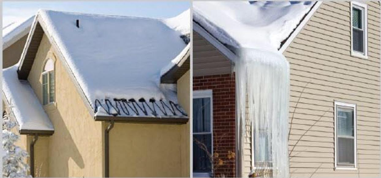 Roof Before – After